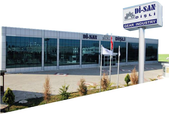 Di-San Dişli / Gear Industry