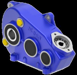 Katı Gübre Dağıtma Römorku / Manure Spreaders Gearbox / Stalldungstreuer Getriebe